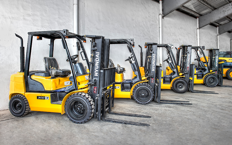 Mikano Heavy Construction Equipment & Forklifts